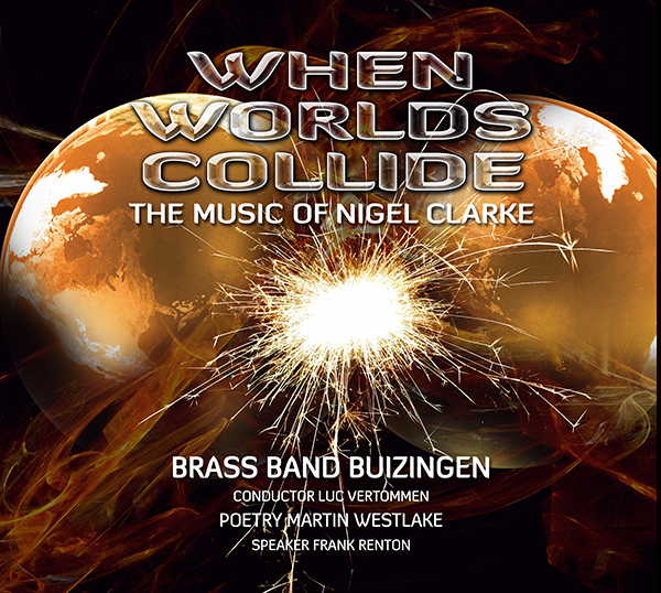 CD cover When Worlds Collide